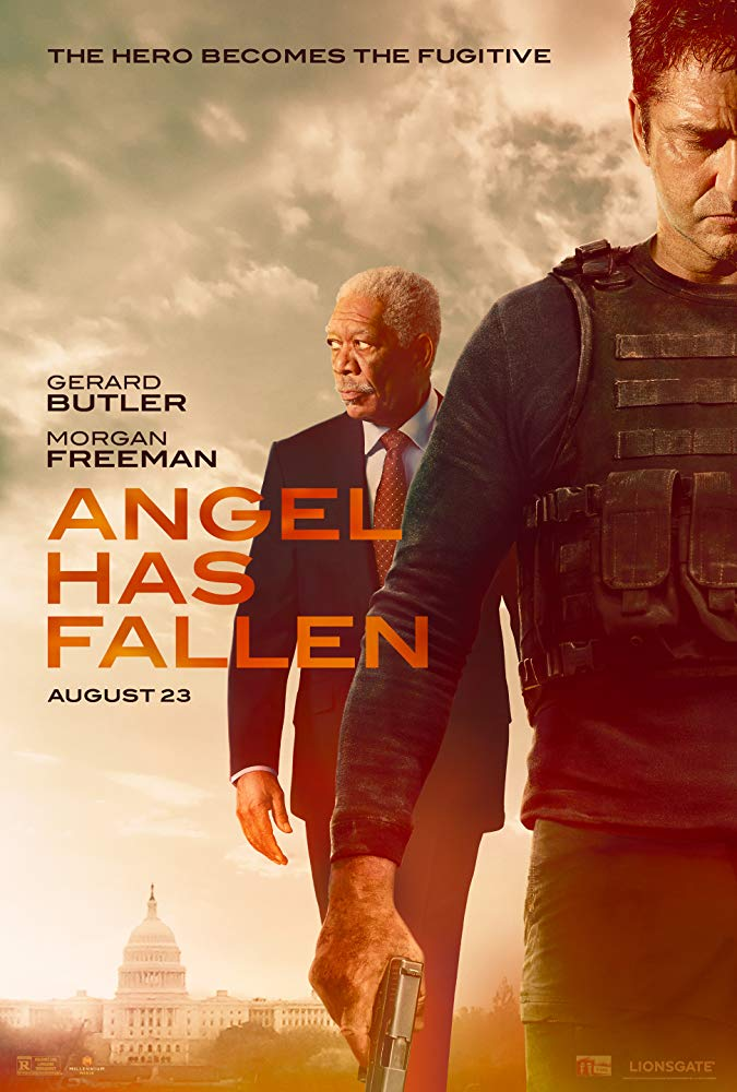 فيلم  Angel Has Fallen 2019 HD مترجم
