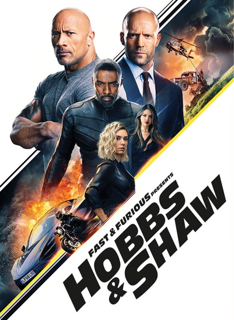 فيلم Fast & Furious Presents: Hobbs & Shaw 2019 مترجم اون