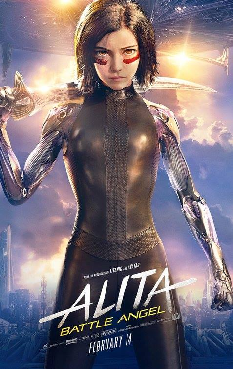 فيلم  Alita: Battle Angel 2019 HD مترجم
