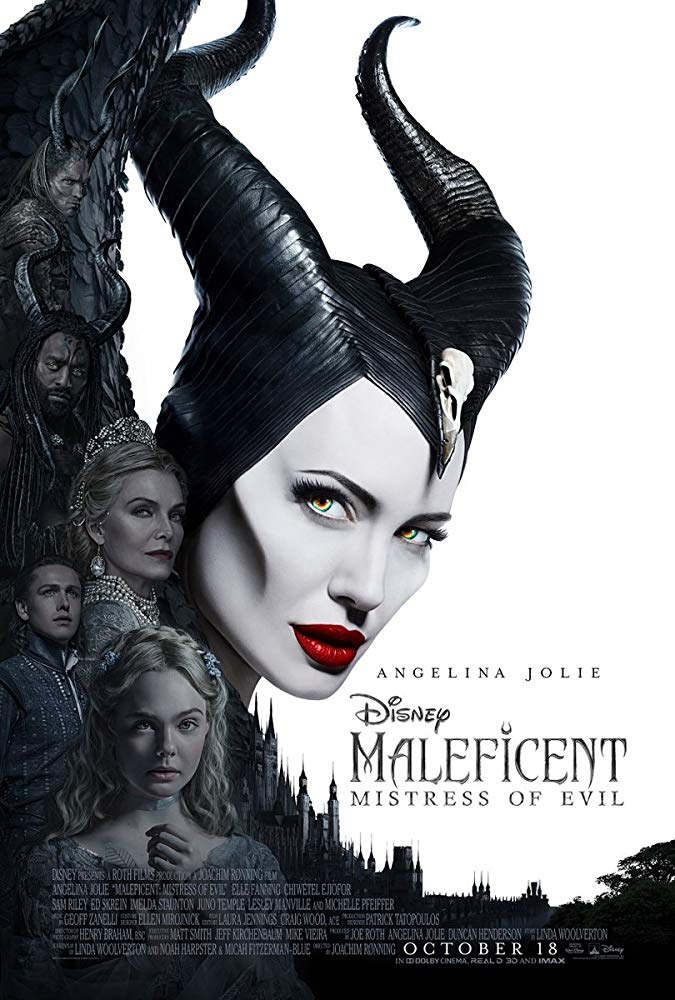 فيلمMaleficent: Mistress of Evil 2019 HD مترجم