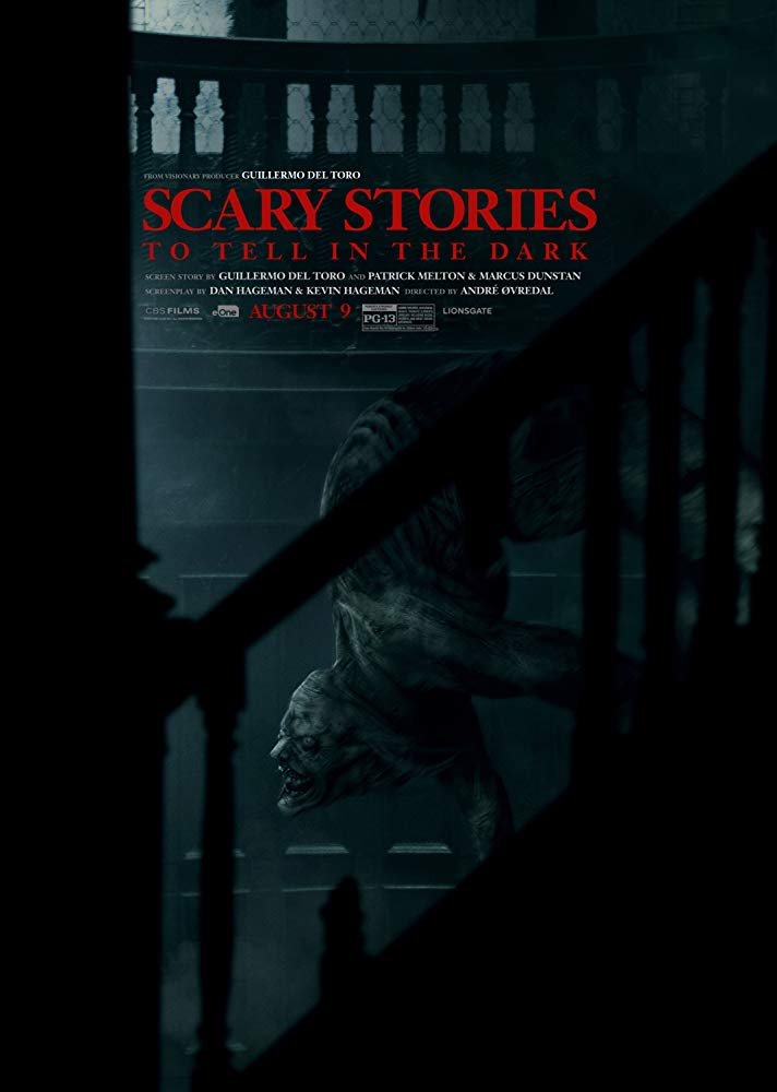 فيلم Scary Stories to Tell in the Dark 2019 HD مترجم