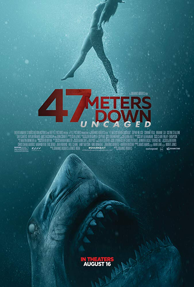 فيلم  47 Meters Down: Uncaged 2019 HD مترجم