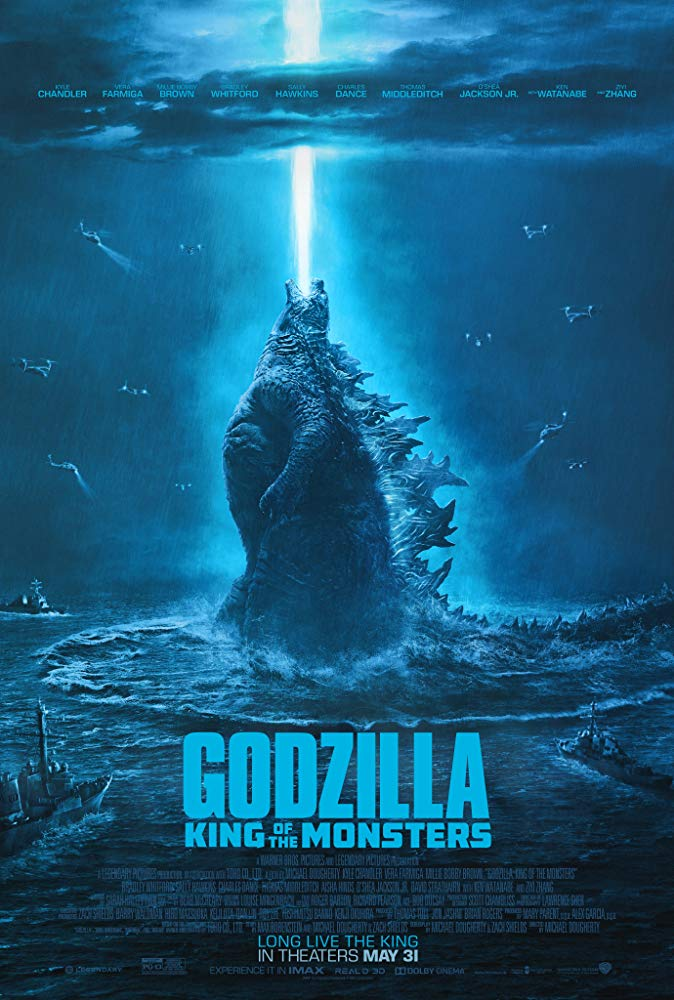 فيلم  Godzilla: King of the Monsters 2019 HD مترجم