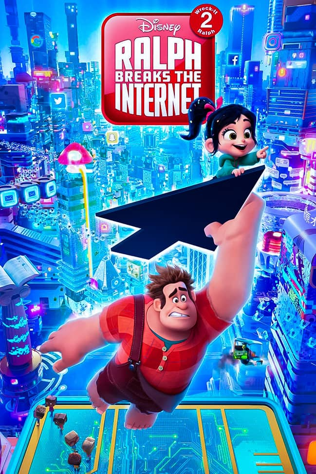 فلم Ralph Breaks the Internet 2018