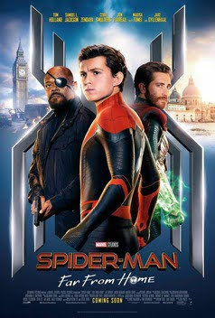 Spider-Man: Far from Home 2019 مترجم