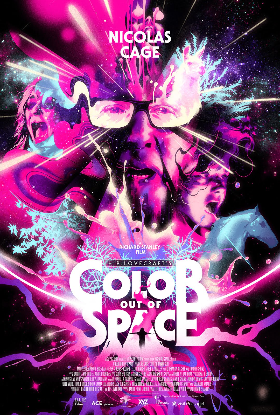 فيلم  Color Out of Space 2019 HD مترجم
