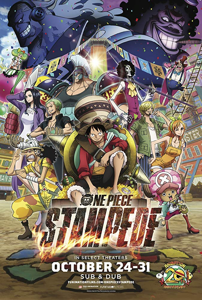 فيلم One Piece Stampede 2019 HD