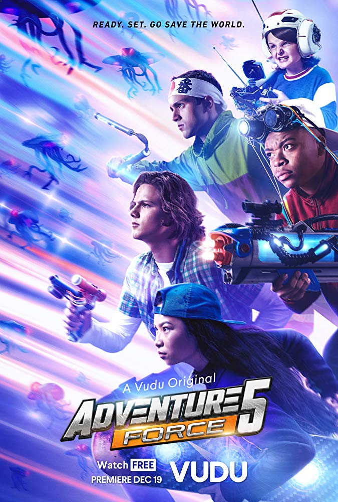 فيلم Adventure Force 5 2019 HD مترجم