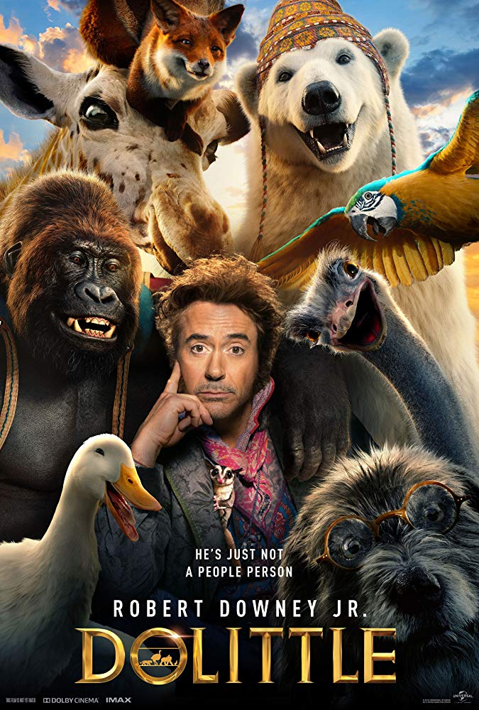 فيلم  Dolittle 2020 HD مترجم