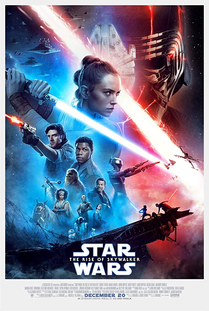 فيلم  Star Wars: The Rise of Skywalker 2019 HD