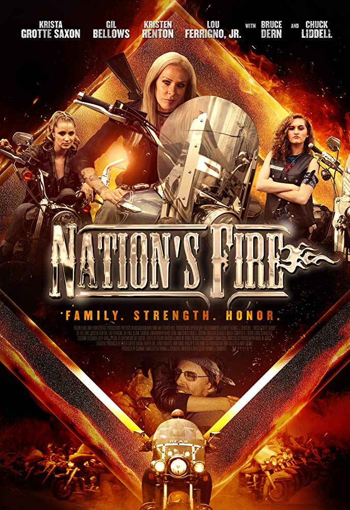 فيلم Nation's Fire 2019 HD مترجم