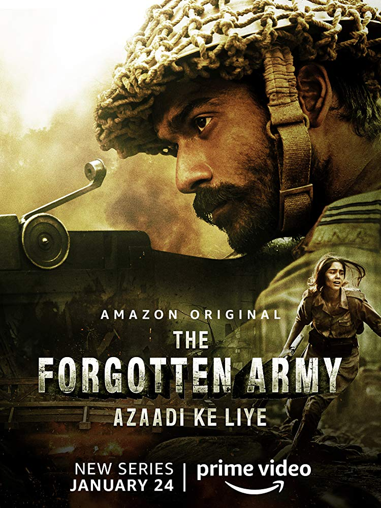 The Forgotten Army-Azaadi ke liye الموسم 1 الحلقة 4