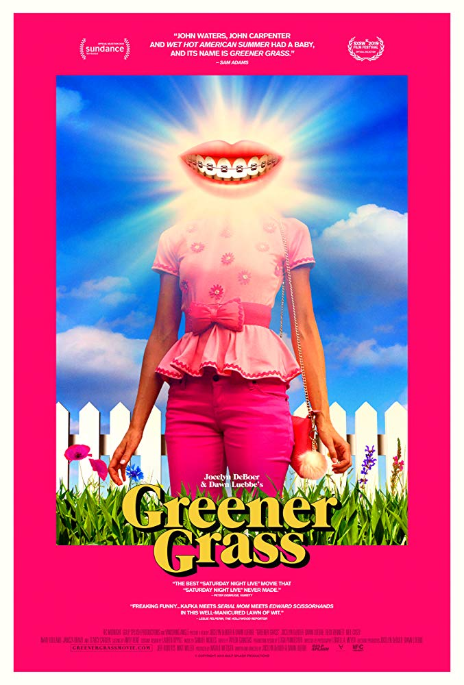 فيلم Greener Grass 2019 HD مترجم