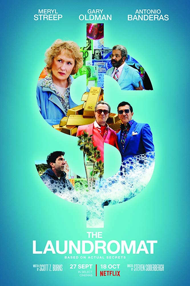 فيلم The Laundromat 2019 مترجم