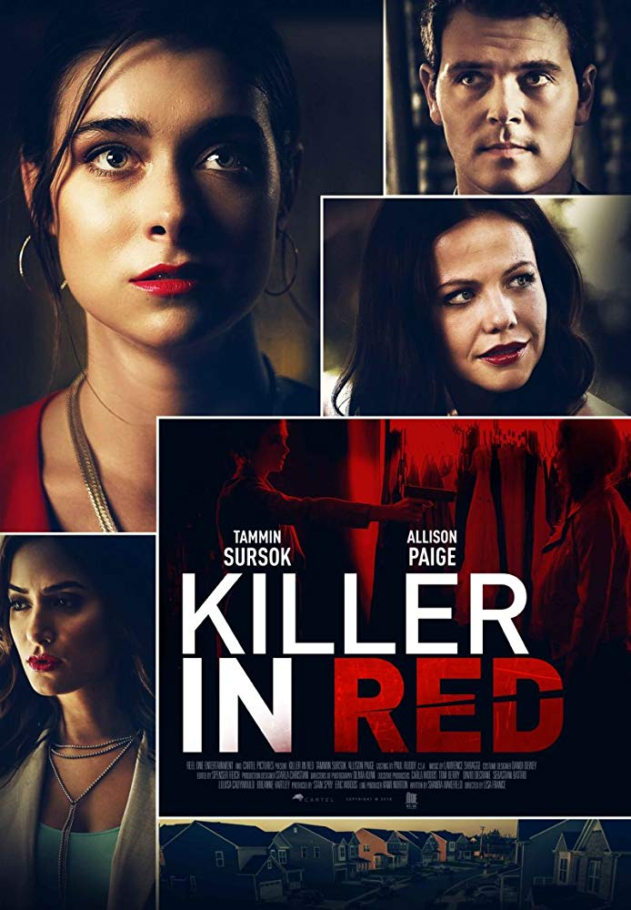 فيلم Killer in a Red Dress 2018 HD مترجم