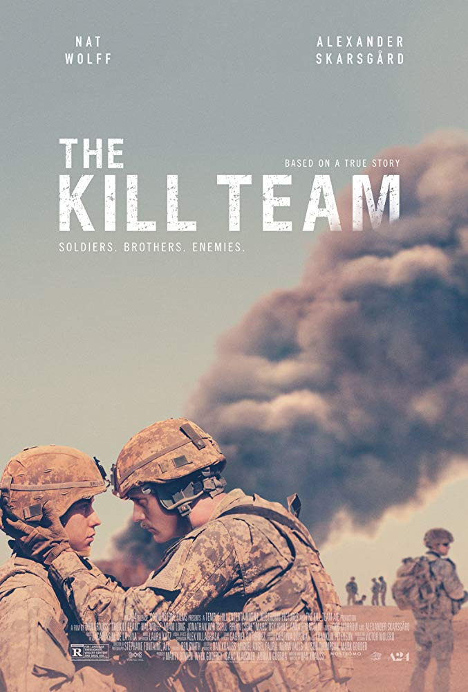 فيلم  The Kill Team 2019 HD مترجم