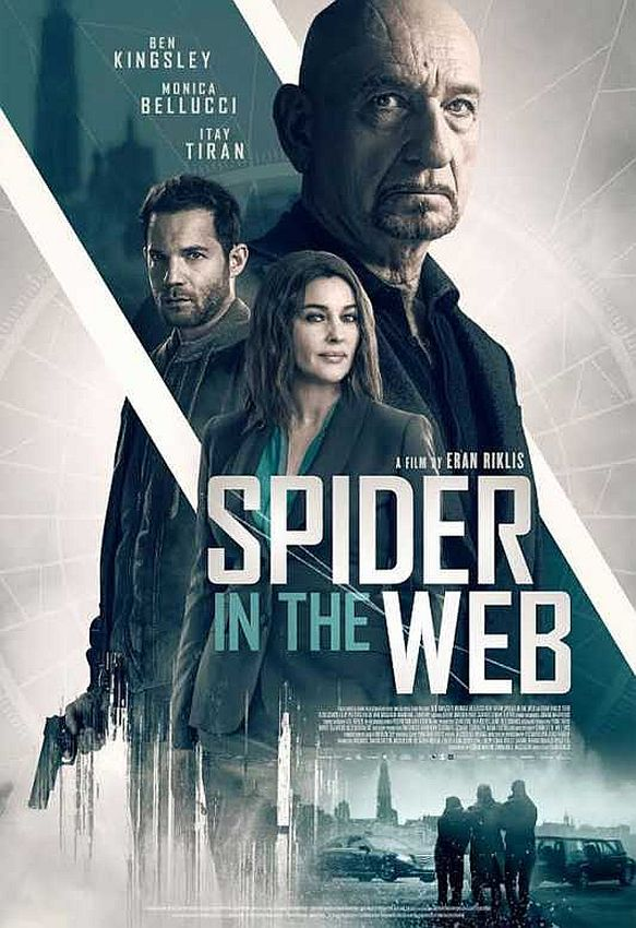 فيلم Spider in the Web 2019 مترجم