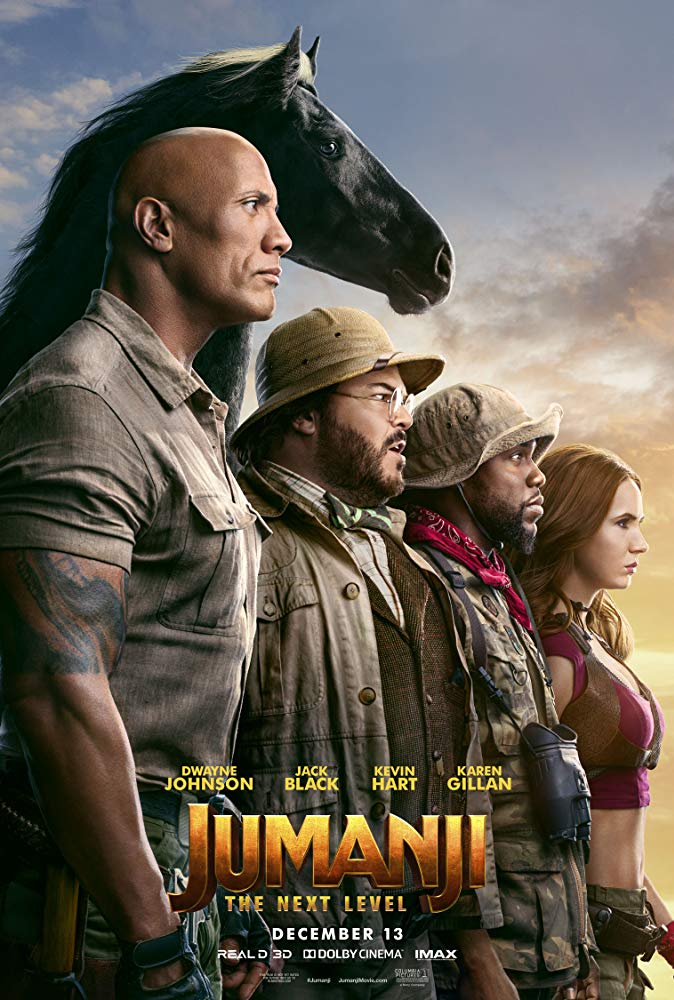 فيلم  Jumanji: The Next Level (2) 2019 HD مترجم