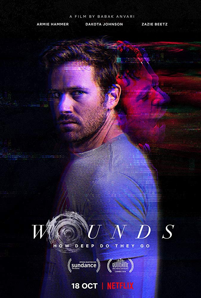 فيلم Wounds 2019 HD مترجم