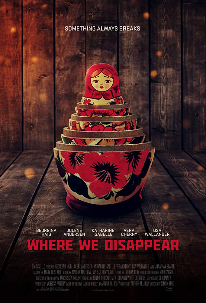 فيلم Where We Disappear 2019 HD مترجم