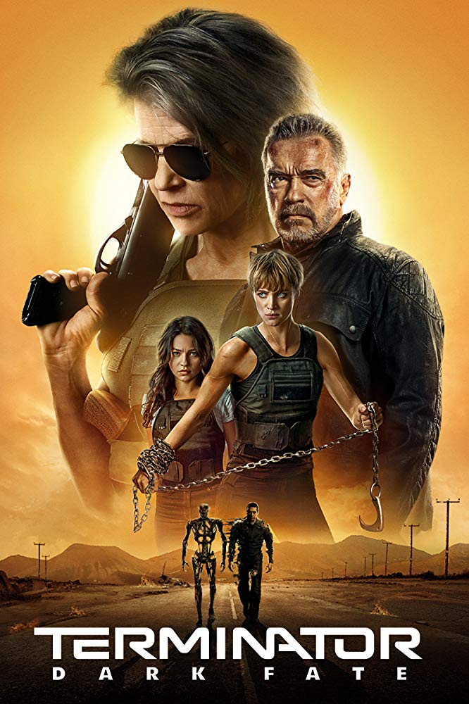 فيلم  Terminator: Dark Fate 2019 HD مترجم