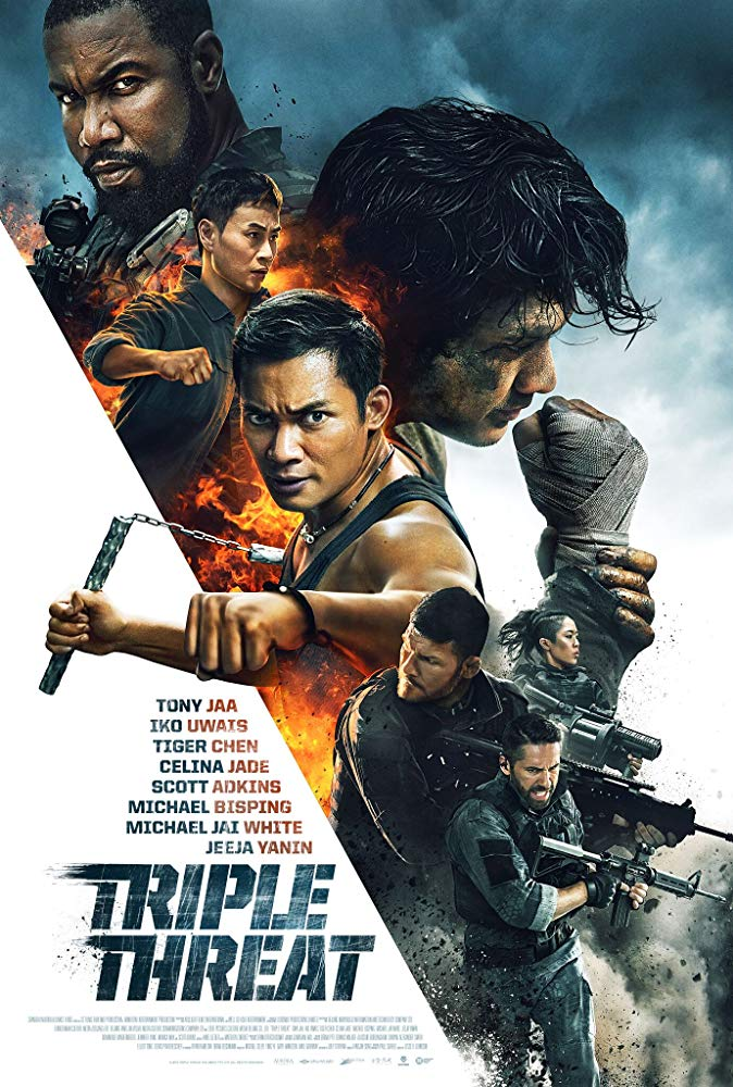 فيلم Triple Threat 2019 HD مترجم