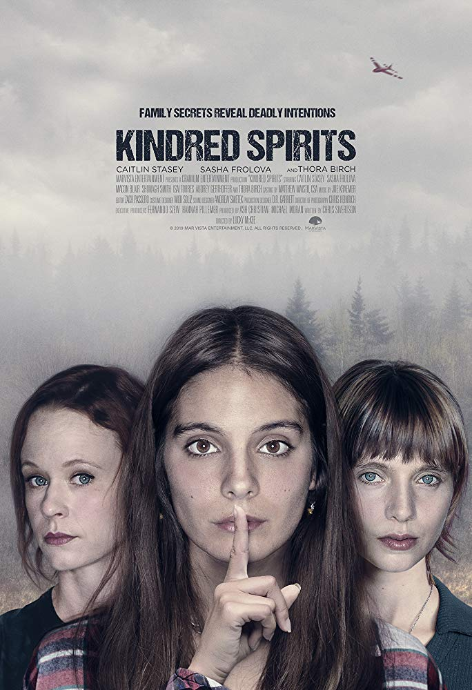 فيلم Kindred Spirits 2019 HD مترجم