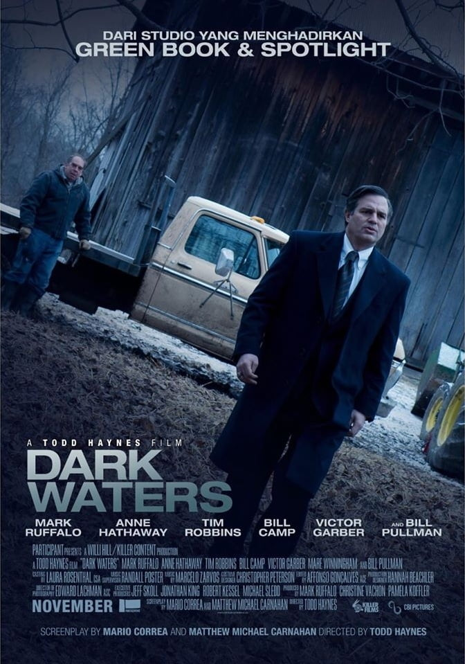 فيلم  Dark Waters 2019 HD مترجم