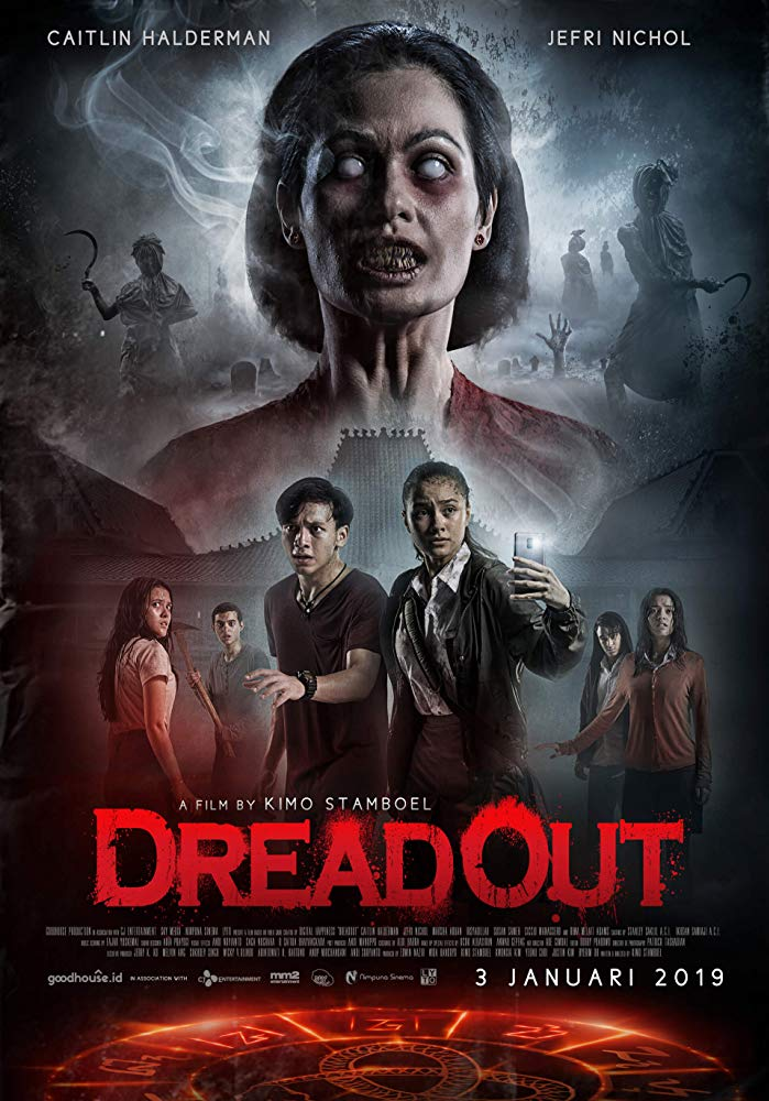 فيلم DreadOut 2019 HD مترجم