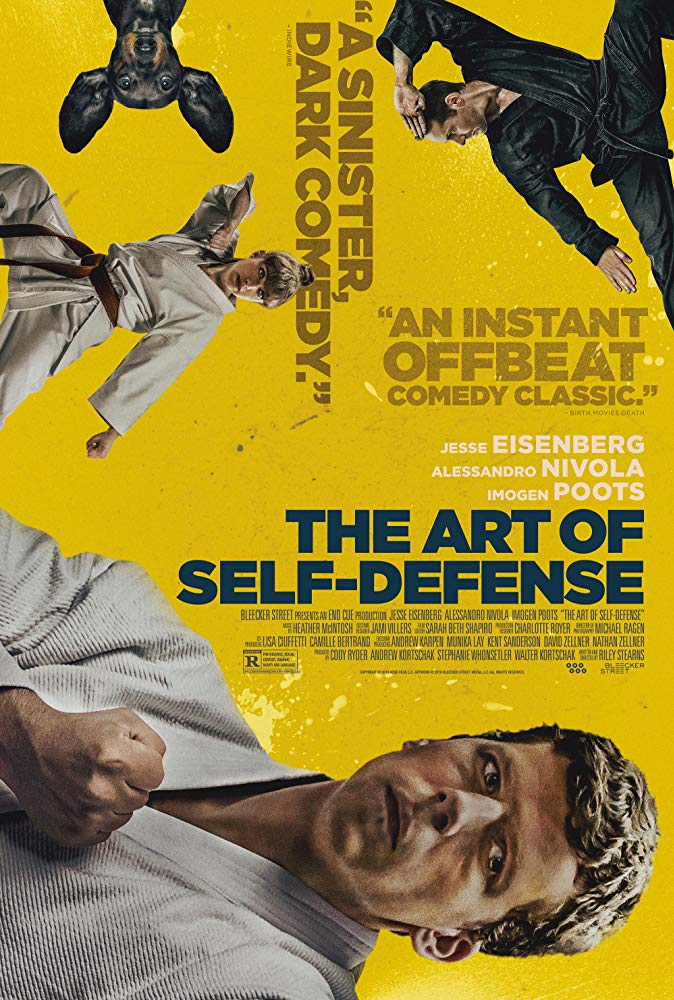 فيلم  The Art of Self-Defense 2019 HD مترجم