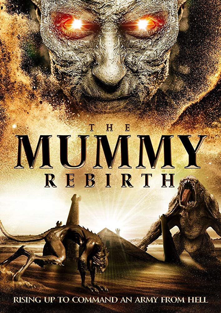فيلم The Mummy Rebirth 2019 HD مترجم