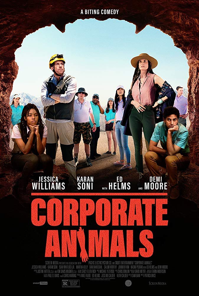 فيلم  Corporate Animals 2019 HD مترجم