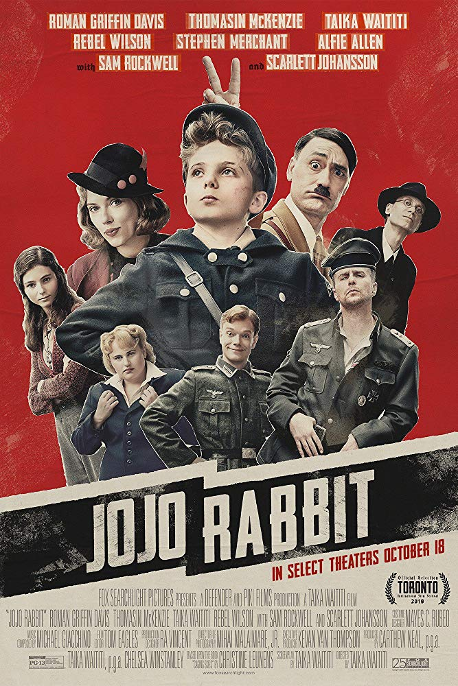 فيلمJojo Rabbit 2019 HD مترجم