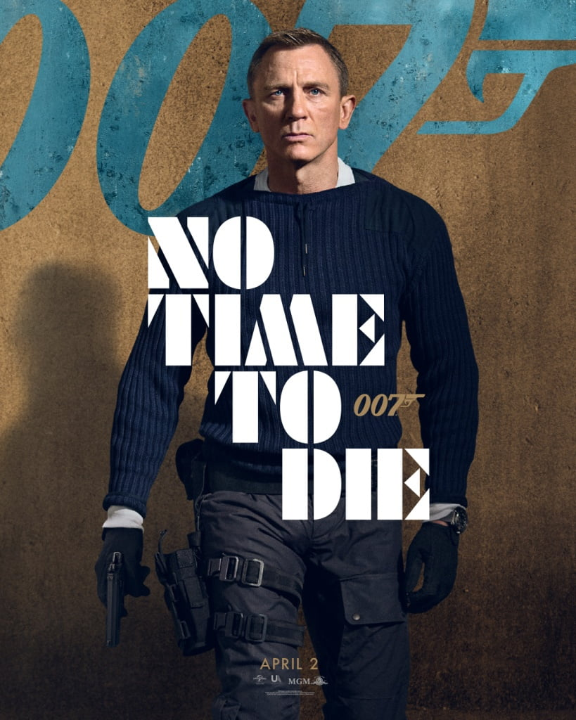 قريباً فيلم No Time to Die 2020