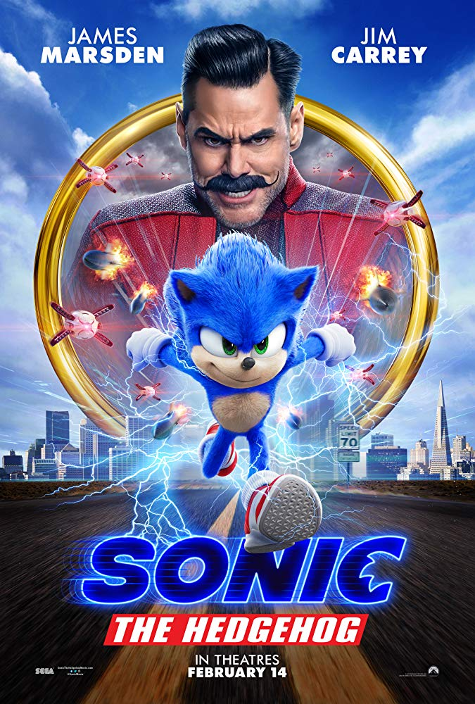 فيلم Sonic the Hedgehog 2020 HD مترجم