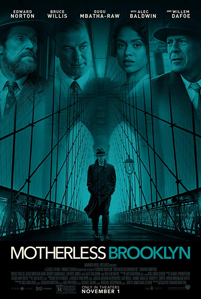 فيلم  Motherless Brooklyn 2019 HD مترجم