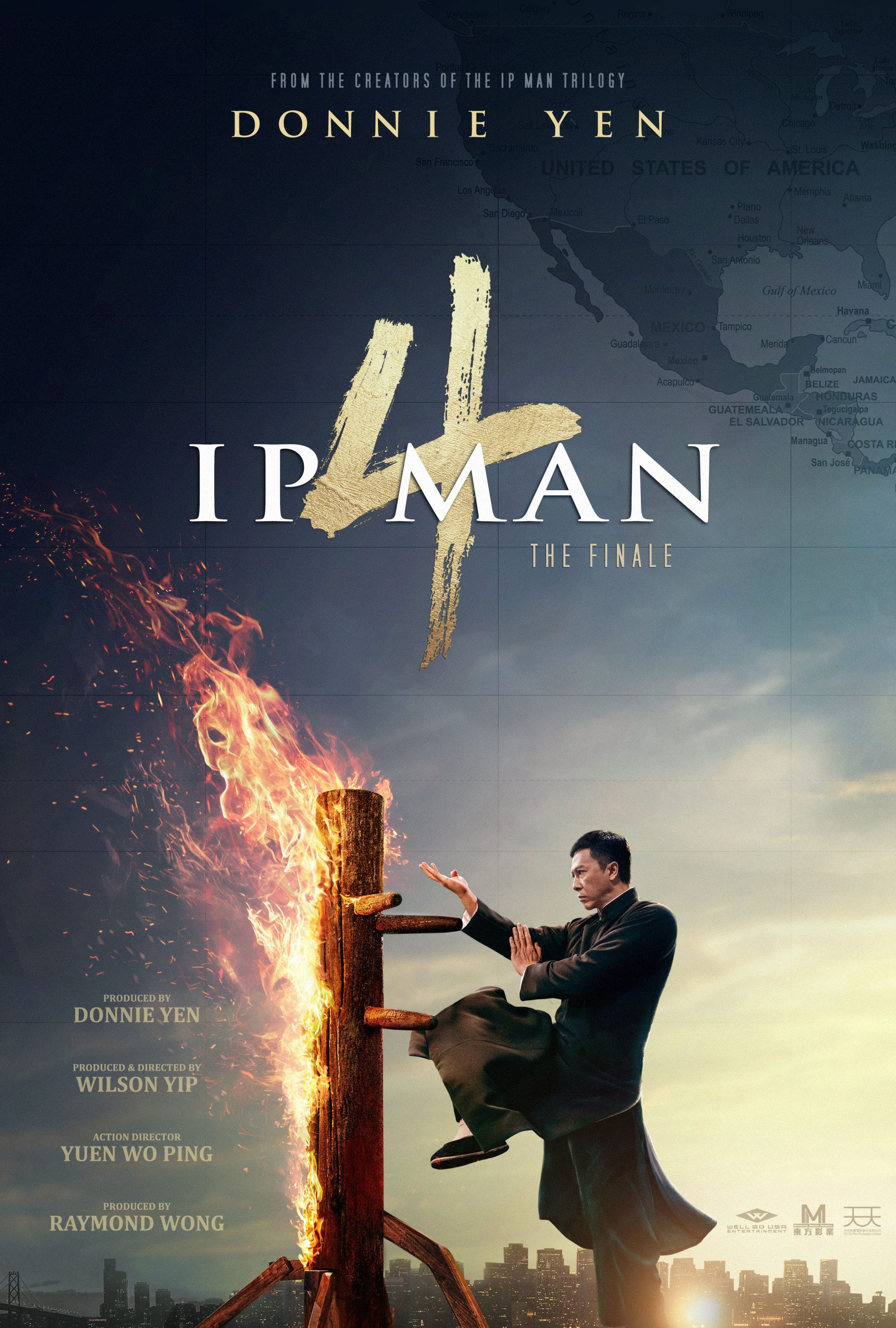 فيلم  4 Ip Man 4: The Finale 2019 HD مدبلج