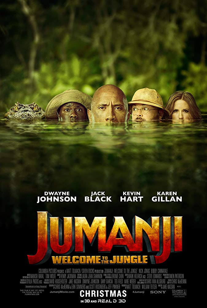 فيلم  Jumanji: Welcome to the Jungle 2017 HD مترجم