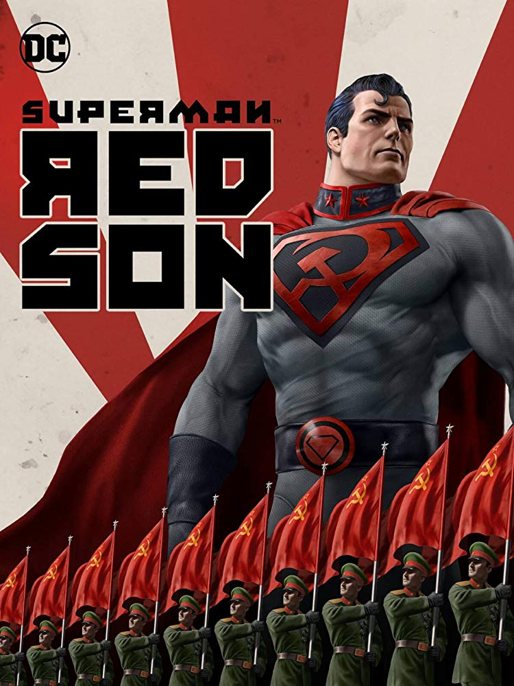 فيلم Superman: Red Son 2020 HD مترجم