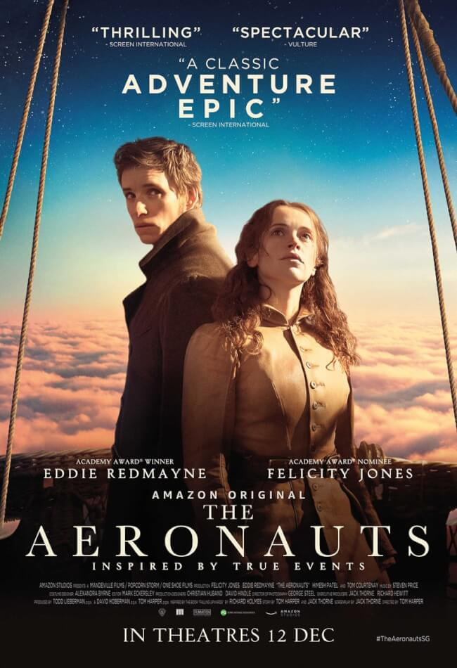 فيلم The Aeronauts 2019 HD مترجم