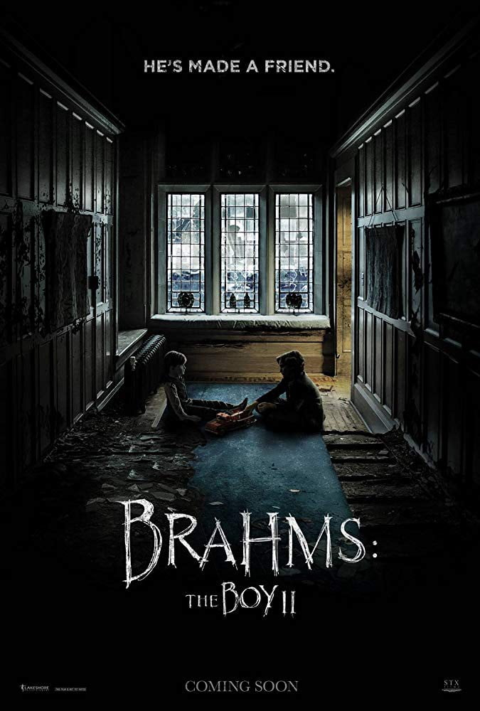 فيلم Brahms- The Boy II 2020 HD مترجم