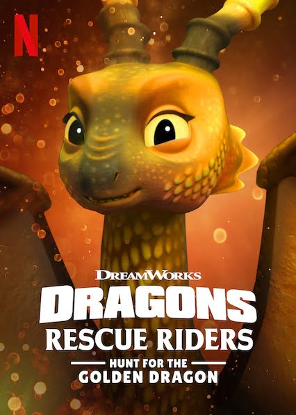 فيلم Dragons: Rescue Riders: Hunt for the Golden Dragon 2020