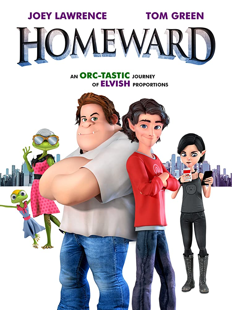 فيلم Homeward 2020 HD مترجم