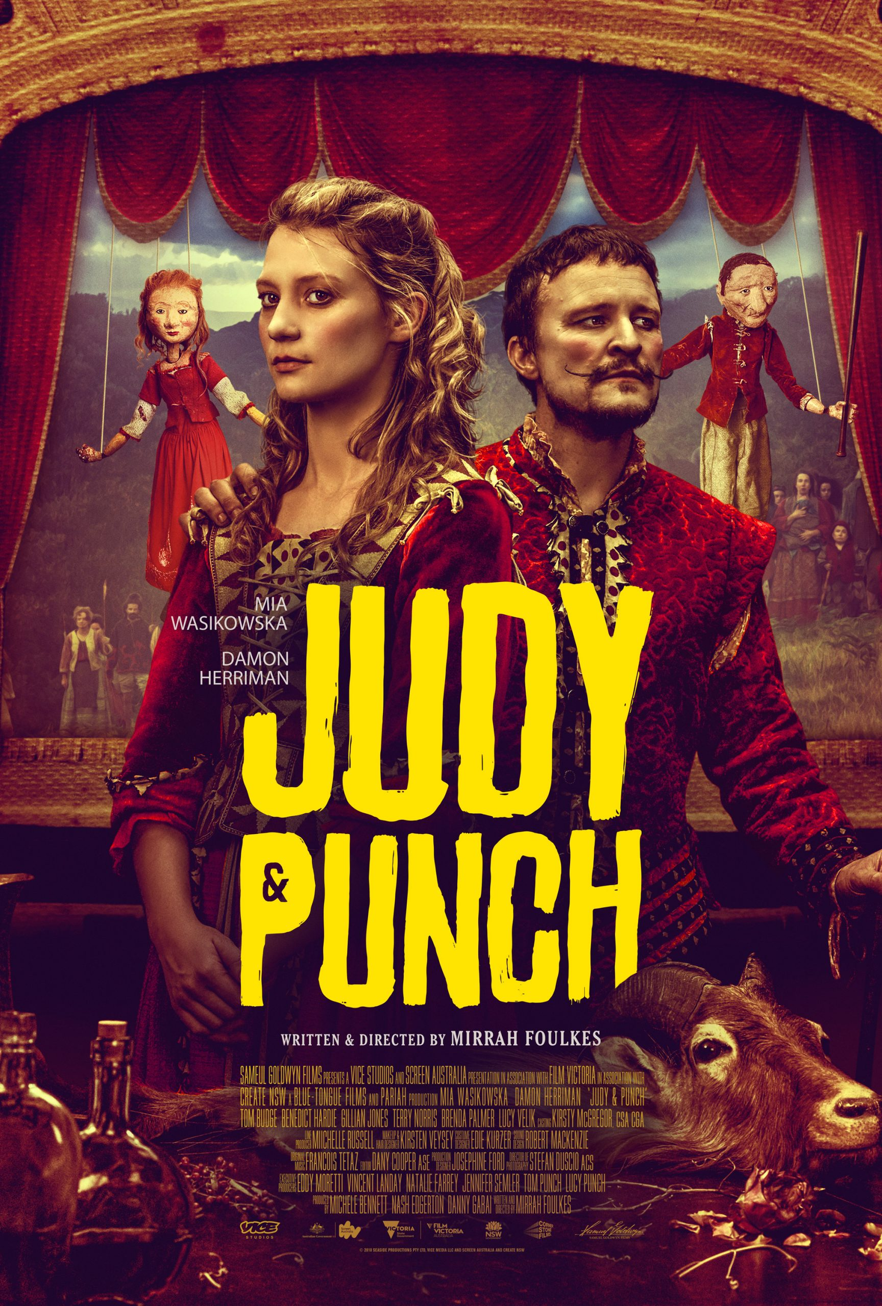 فيلم Judy & Punch 2019 HD مترجم