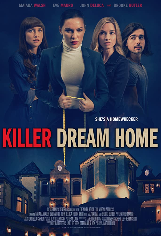 فيلم Killer Dream Home 2020 HD مترجم