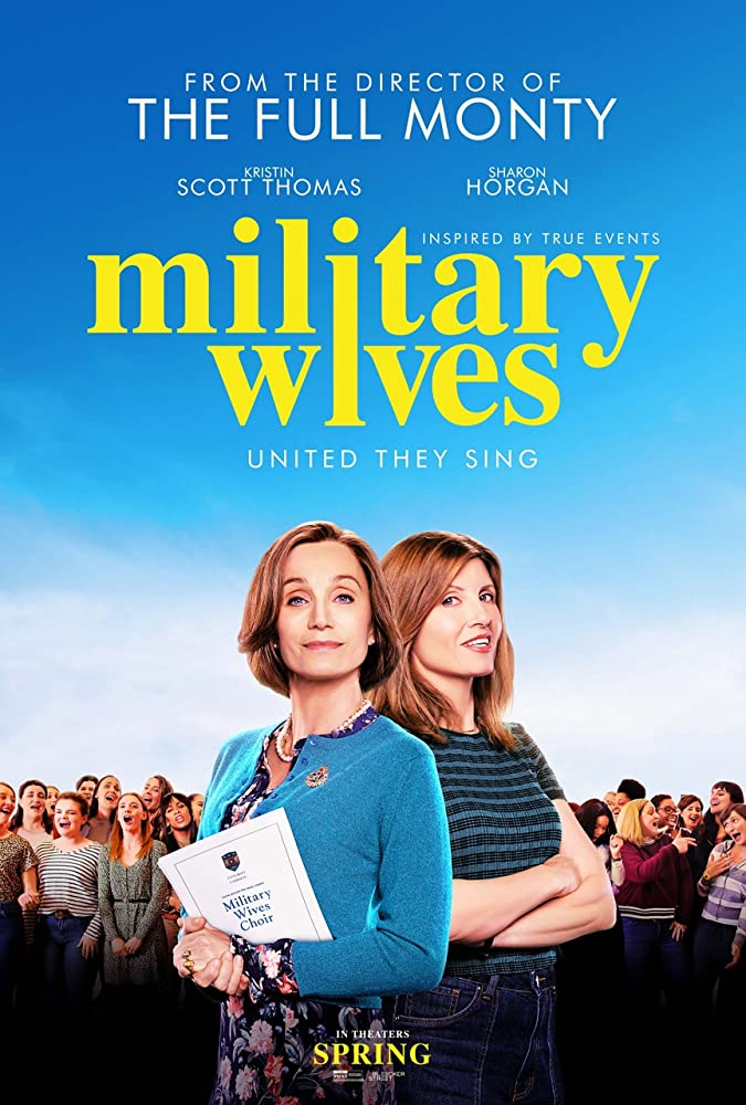 فيلم Military Wives 2019 HD مترجم