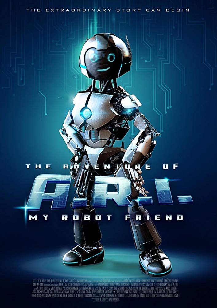 فيلم The Adventure of A.R.I.- My Robot Friend 2020 HD