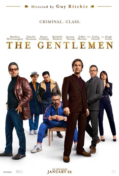 فيلم The Gentlemen 2019 HD مترجم