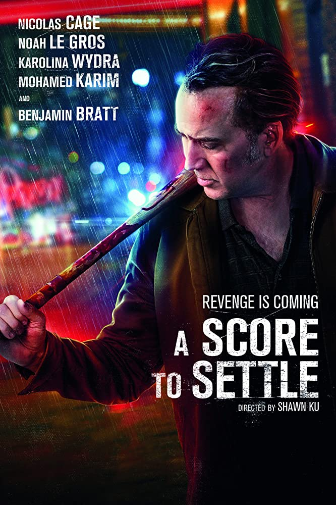 فيلم A Score To Settle 2019 HD مترجم