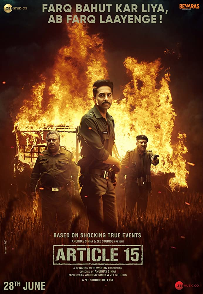 فيلم Article 15 2019 HD مترجم